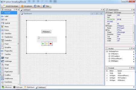 IP-Symcon Dashbord