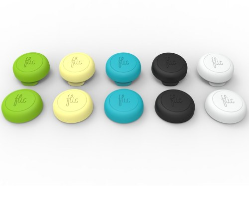 Flic Smarthome-Buttons