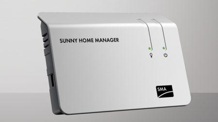 Sunny Home Manager von SMA Solarstrom effizient nutzen