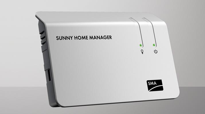 Sunny Home Manager von SMA