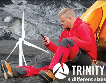 Trinity Windkraftanlage