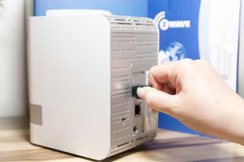 Smarthome-Zentrale eQ-3_CCU2