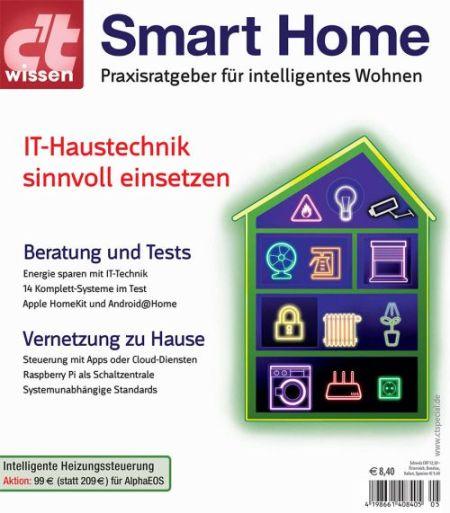 ct Sonderheft Smarthome