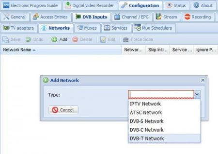 tvheadend configuration network (c) kabellabor.de